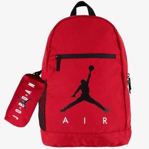 NIKE Backpack School Gym Bag NWT Air Jordan New